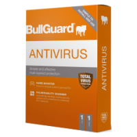 BullGuard Antivirus Activation Key (1 User, 1 Year) Email Delivery