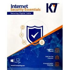 K7 Internet Security 1 User 1 Year