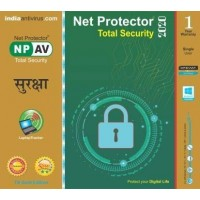 Net Protector Total Security 1 User 3 Year