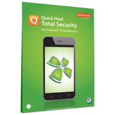 Quick Heal Total Security for Android 1 User 1 Year