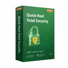 Quick Heal Total Security (1 User, 1 Year) Renew Email Delivery