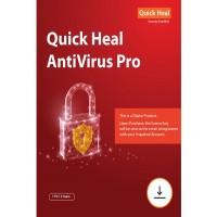 Quick Heal Antivirus Pro 1 User 1 Year