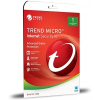 Trend Micro Internet Security (1 User, 1 Year) Email Delivery
