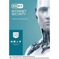 ESET NOD32 Internet Security 1 User 1 Year