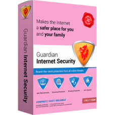 Guardian Internet Security 1 User 1 Year