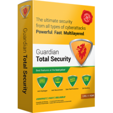 Guardian Total Security 1 User 1 Year