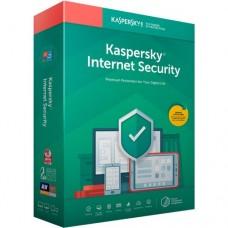 Kaspersky Internet Security 2021 1 User 1 Year